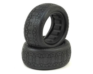 "JConcepts Octagons 2.2"" 4WD 1/10 Front Buggy Tires (2) (Black) #JC3144-07"