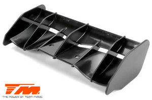 TEAM MAGIC E5HX - Rear wing spoiler black #510186