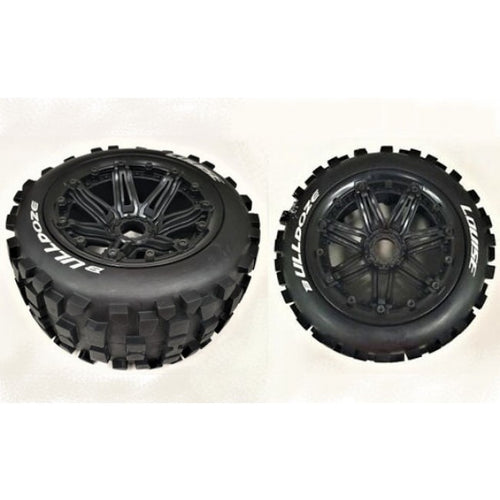LOUISE B-ulldoze 1/5 Rear Wheel and Tyre (2PCS)