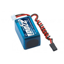 LRP LiPo 2700 RX-Pack 2/3A Hump - RX-only - 7.4V