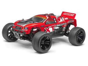 MAVERICK MV12622 STRADA RED XT 1/10 4WD BRUSHLESS ELECTRIC TRUGGY