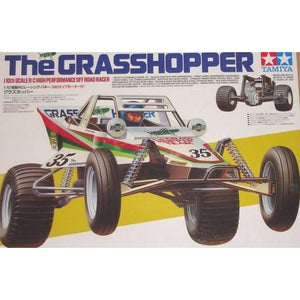 TAMIYA GRASSHOPPER KIT #58346