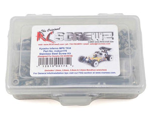 RC Screwz Kyosho MP9/MP10 TKI4 Stainless Screw Kit