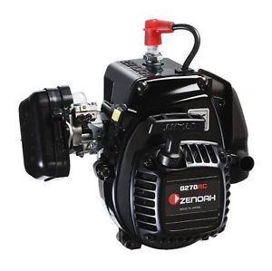Zenoah G270RC 26cc 4 Bolt 2 Stroke Engine /w Walbro WT-990 Carburetor