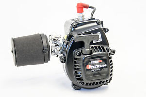 Zenoah G290RC 29cc 4 Bolt 2 Stroke Engine /w Walbro WT-990 Carbureto