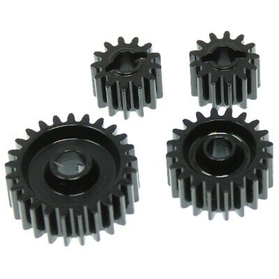 REDCAT CNC GEAR SET FOR TRANS.&TRANSFERCASE