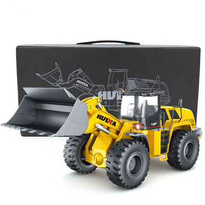 HUINA 1:14 2.4G 10CH RC FRONT END LOADER #SFMHN1583