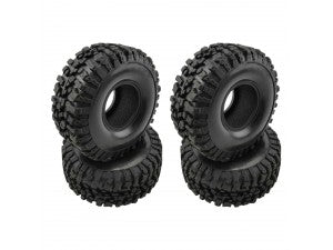 Crawler Tires with Foams for 1.9