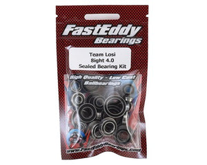 FastEddy TLR 8IGHT 4.0 Sealed Bearing Kit