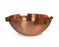 "26"" Copper Bowl w/ (4) 6"" Spillways"