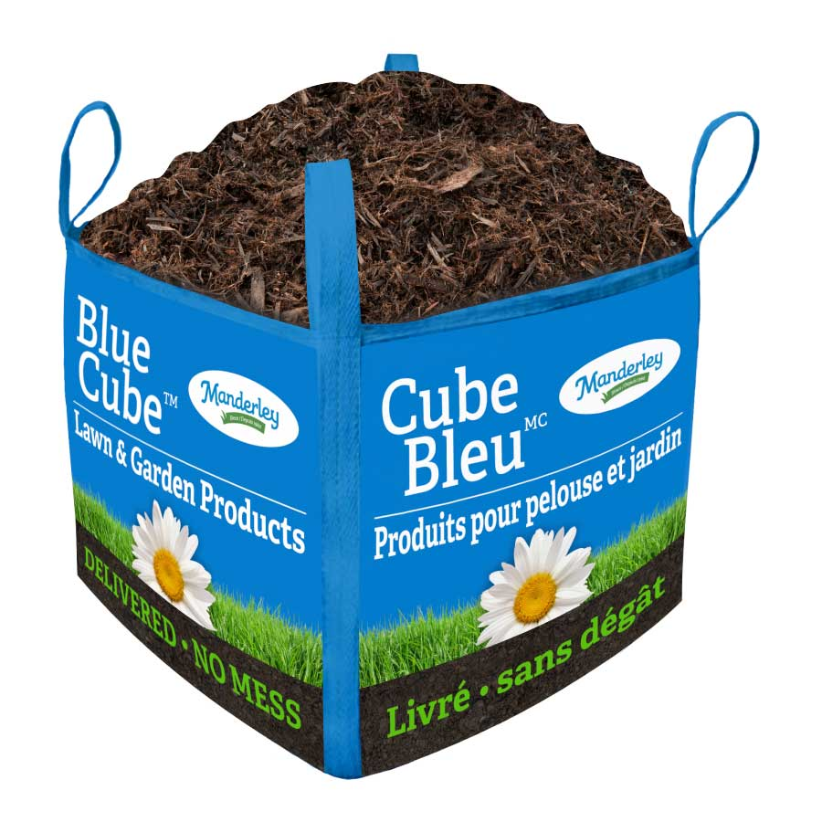 Black Mulch - Bulk Bag