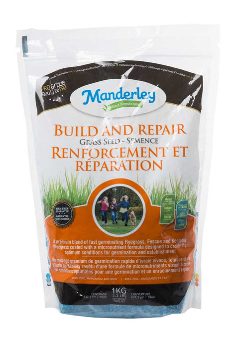 Build and Repair Seed