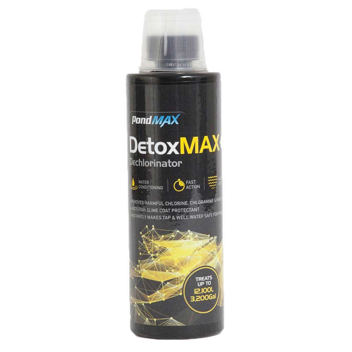 DetoxMAX+ Dechlorination