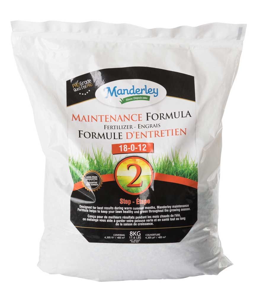Maintenance Formula Fertilizer 18-0-12