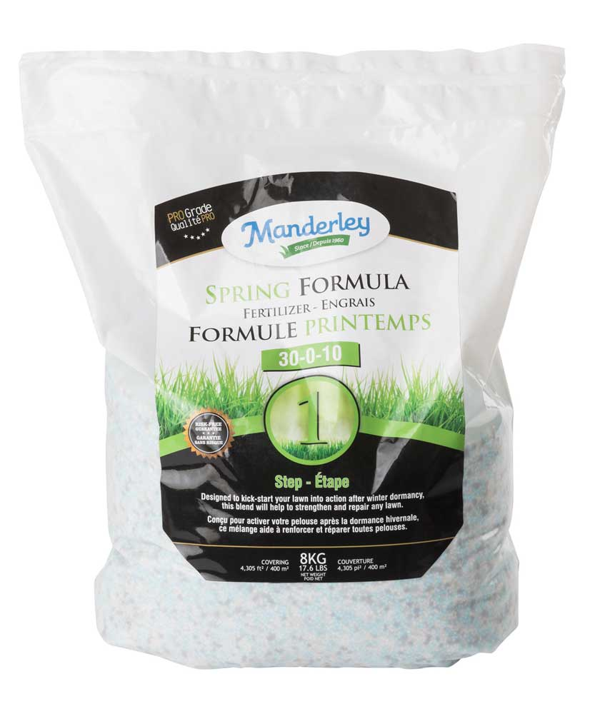 Spring Formula Fertilizer 30-0-10