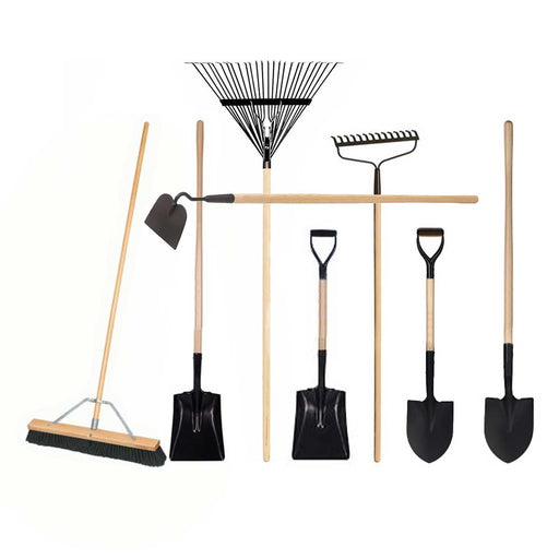 Ultimate 8 piece garden tools set