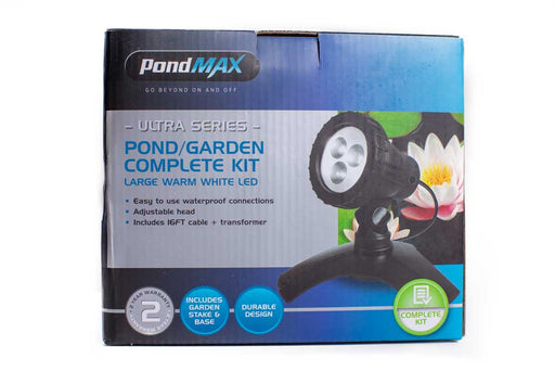 Ultra Series LED Complete Kit  - Pond MAX