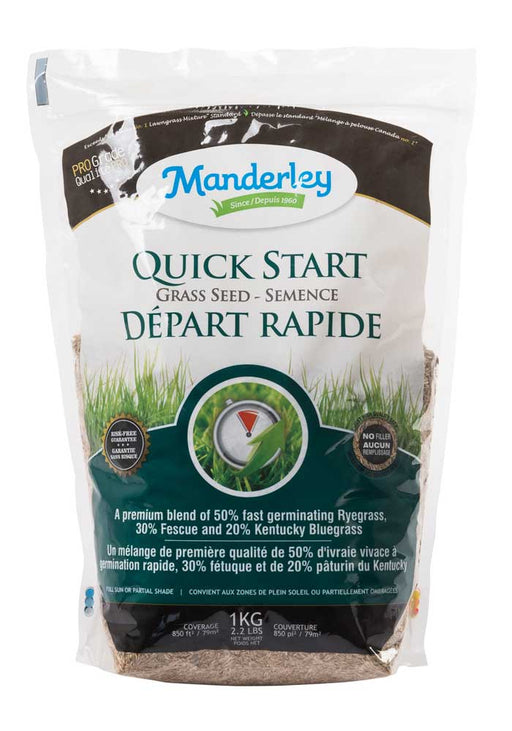 Quick Start Seed