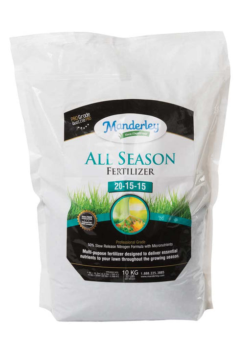 All Season Fertilizer 12-15-15