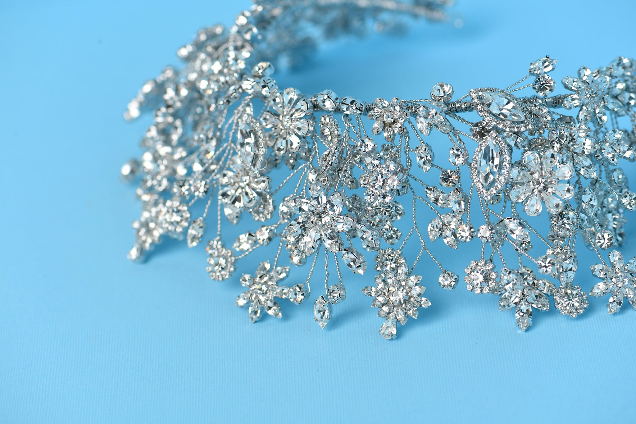 Bridal Hair - Hair Ornaments - Hair Clips - Hair Vines