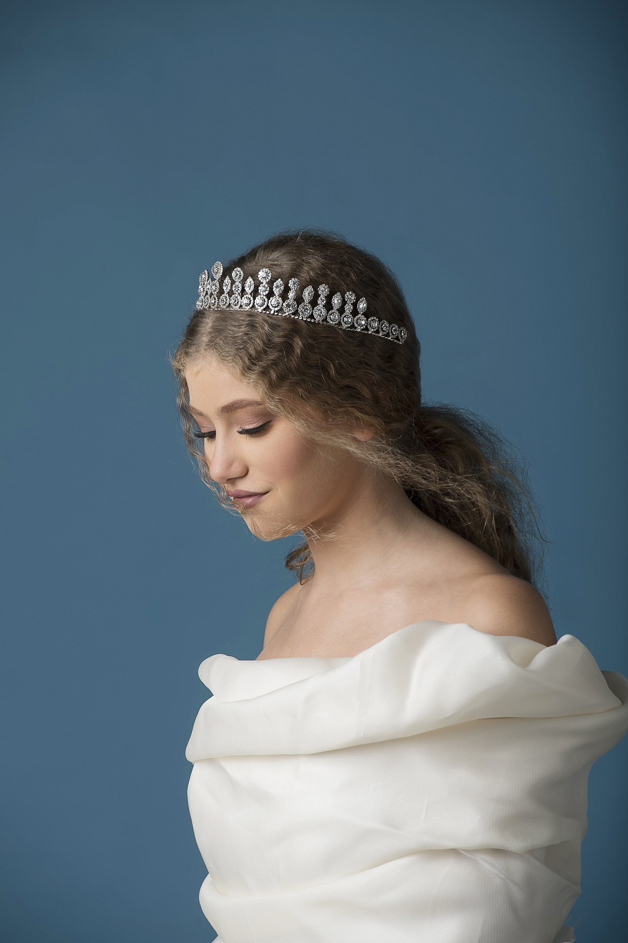 Wedding Inspiration - Headpiece - Crown - Tiara - Swarovski - Bridal Look - Accessories