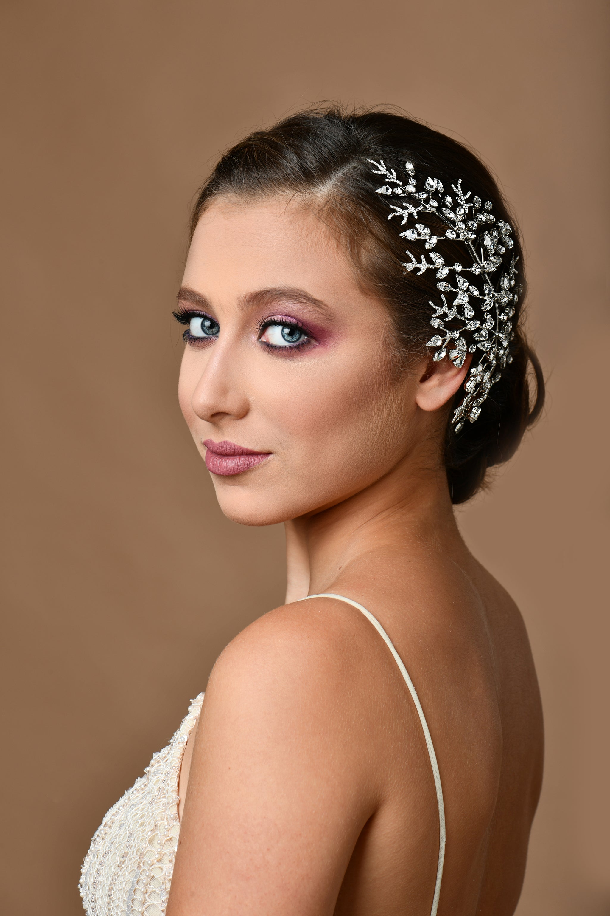 Headpiece - Wedding - Bridal - Couture