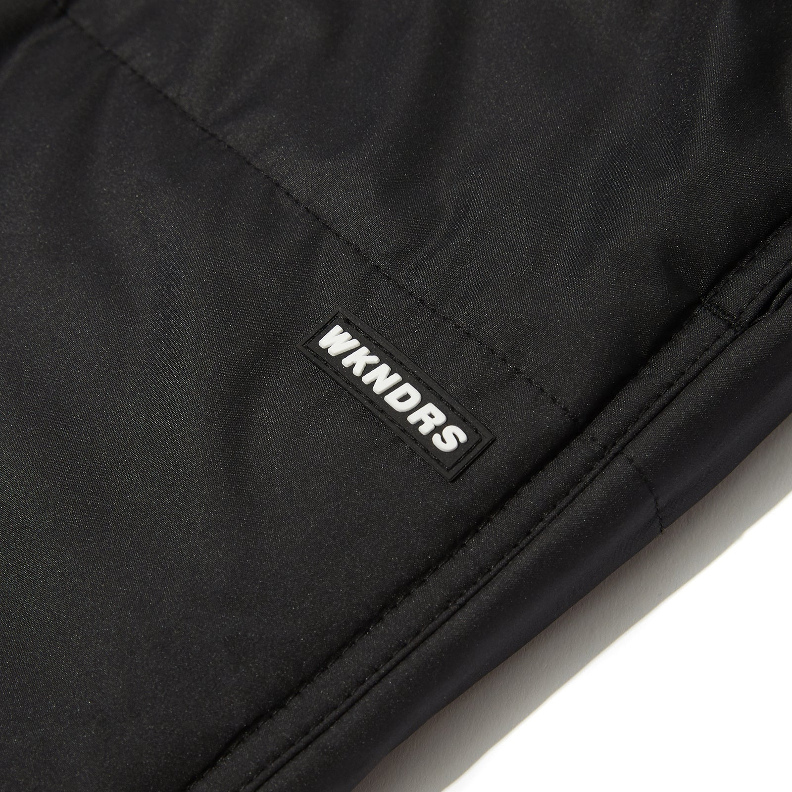 REVERSIBLE PADDED PANTS (BLACK)