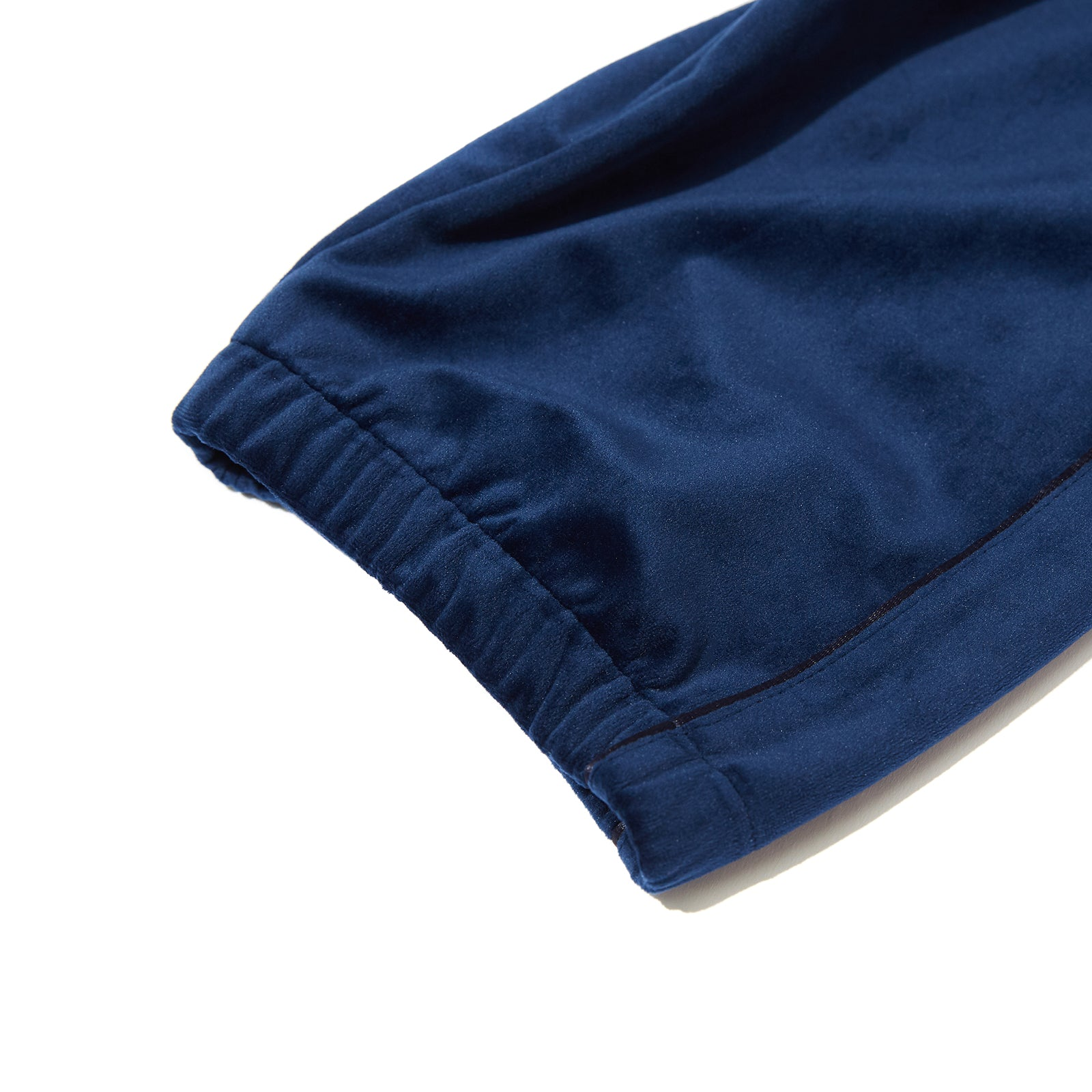 VELVET EASY PANTS (NAVY)