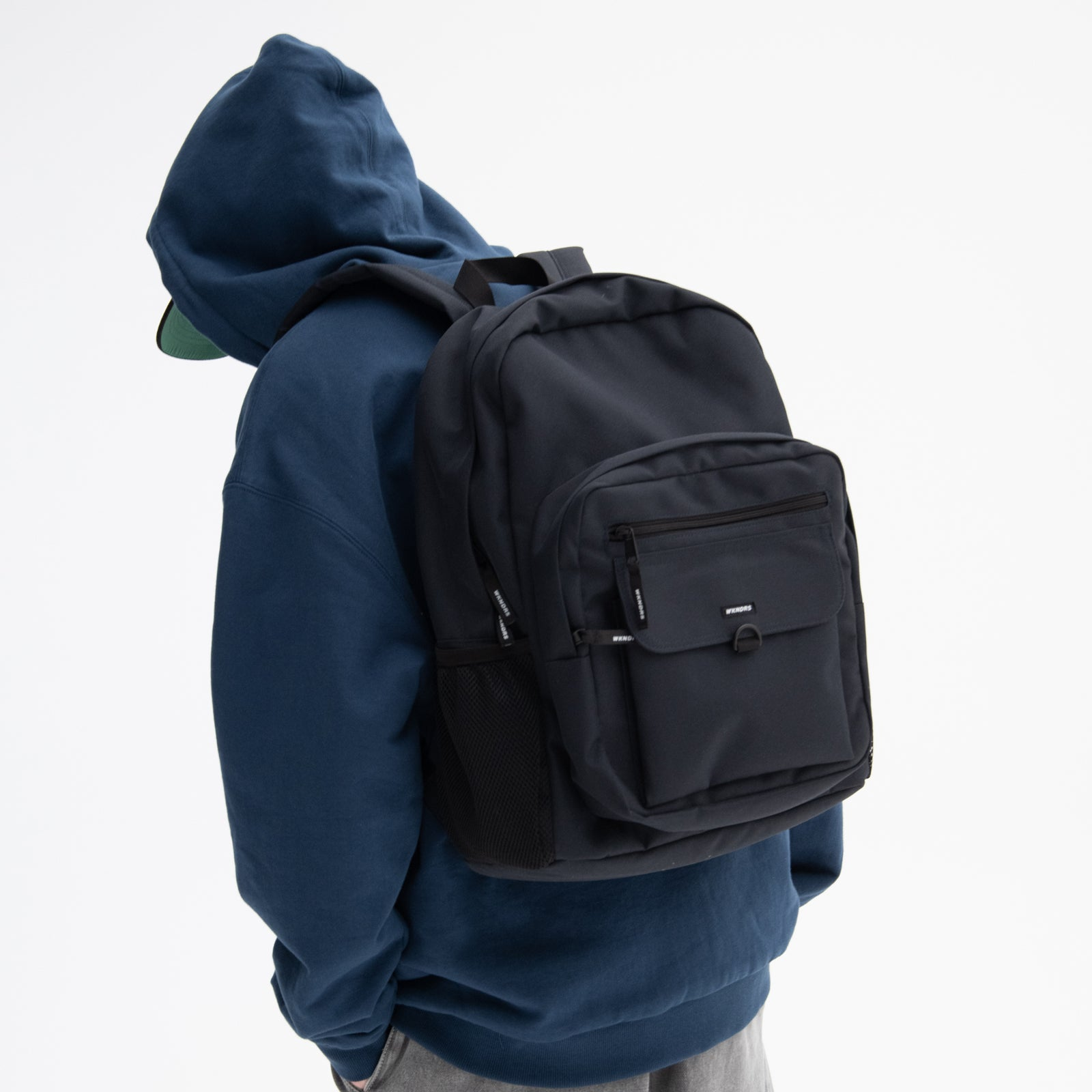 WKNDRS BACKPACK (NAVY)