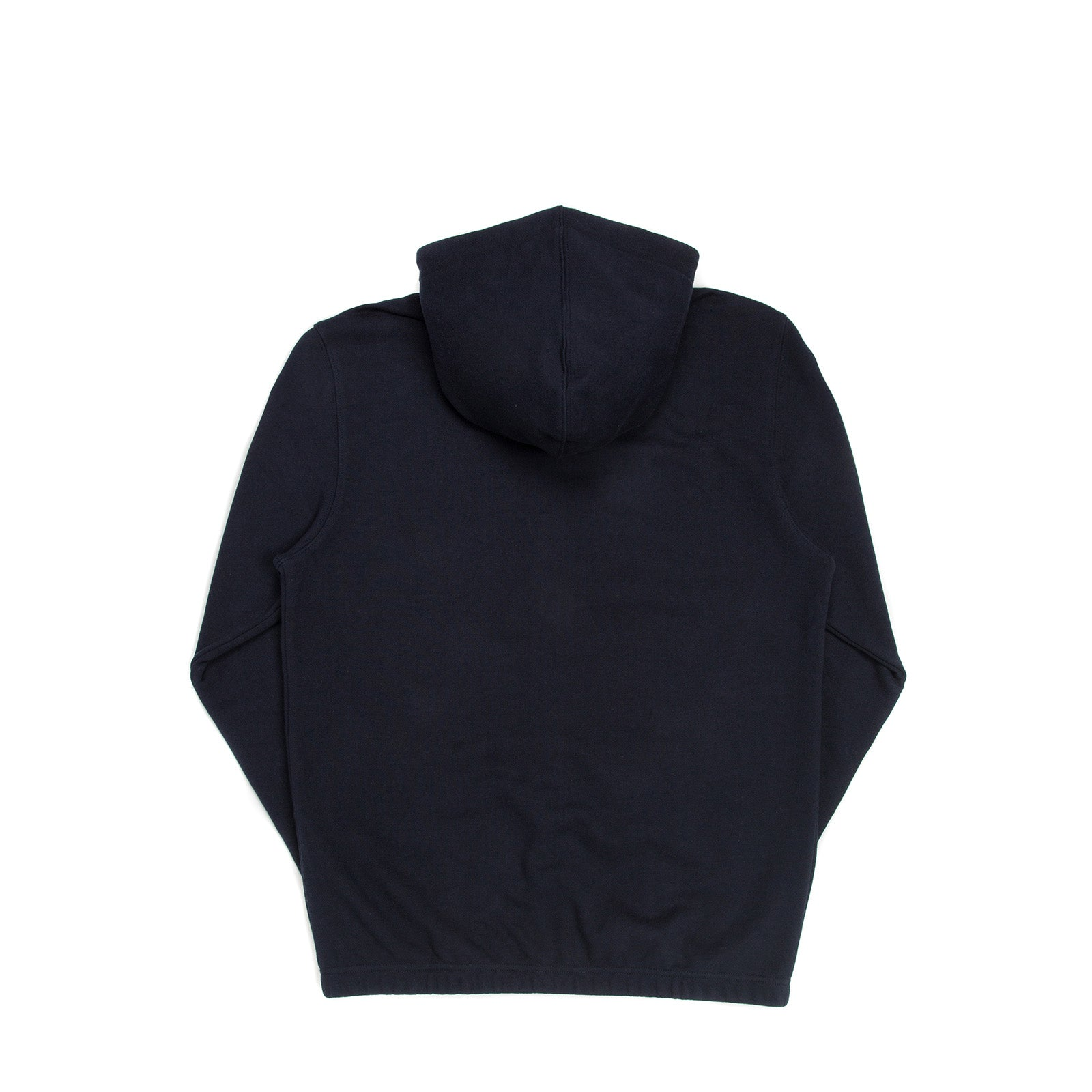 KISS EMBROIDERY HOODED ZIP JACKET (NAVY)
