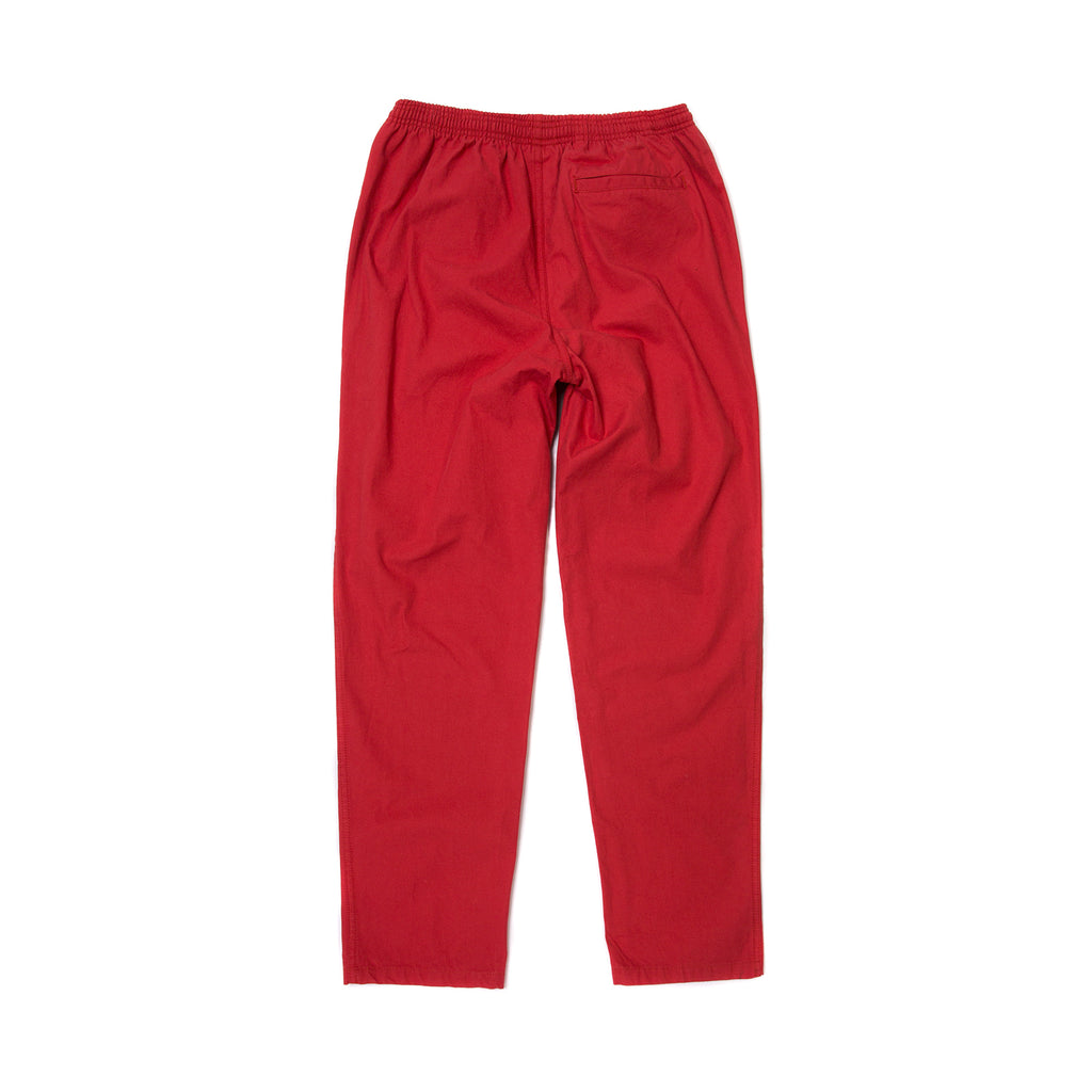 LEISURE PANTS (RED)