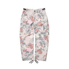 CAMOFROG CARGO PANTS (L.PINK)