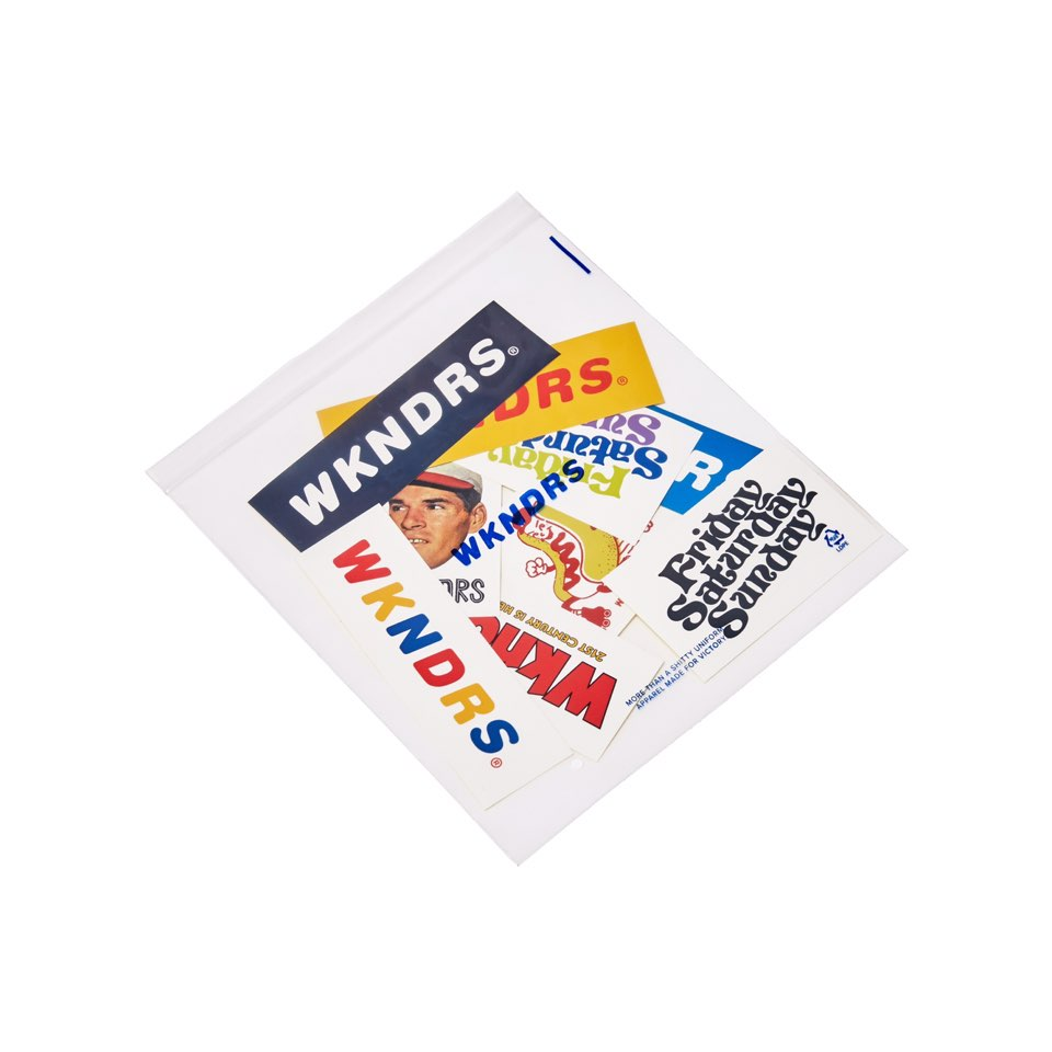 19SS STICKER PACK