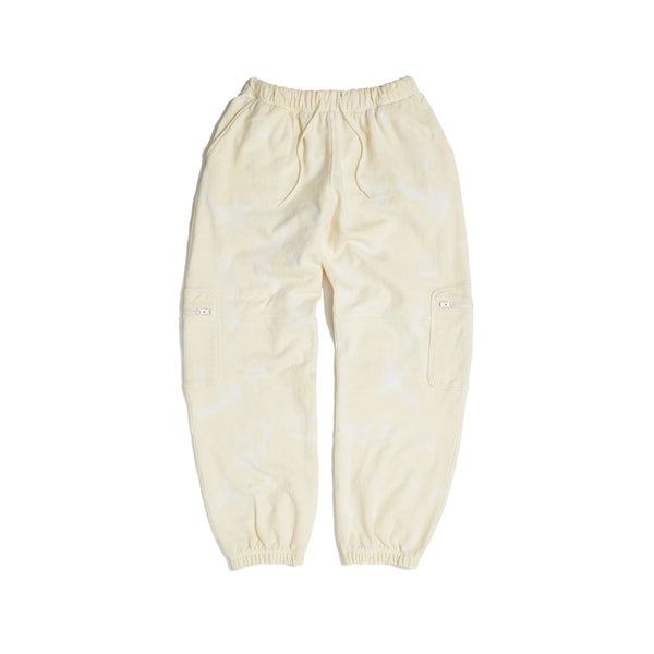 CARGO SWEAT PANTS (YELLOW) [AFTER 28.Sept SHIPPING]