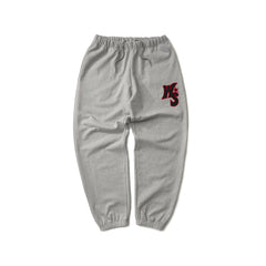 WS SWEAT PANTS (GREY)