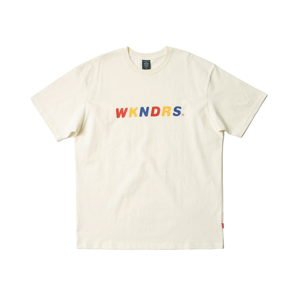 BASIC LOGO SS T-SHIRT (YELLOW)