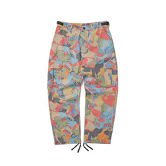 CAMOFROG CARGO PANTS (ORANGE)
