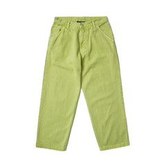 LOOSE FIT PANTS (GREEN)