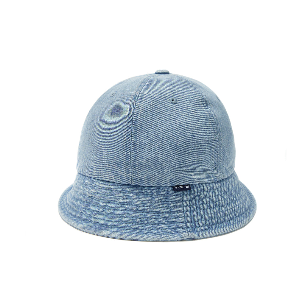 DENIM BUCKET HAT (L.DENIM)