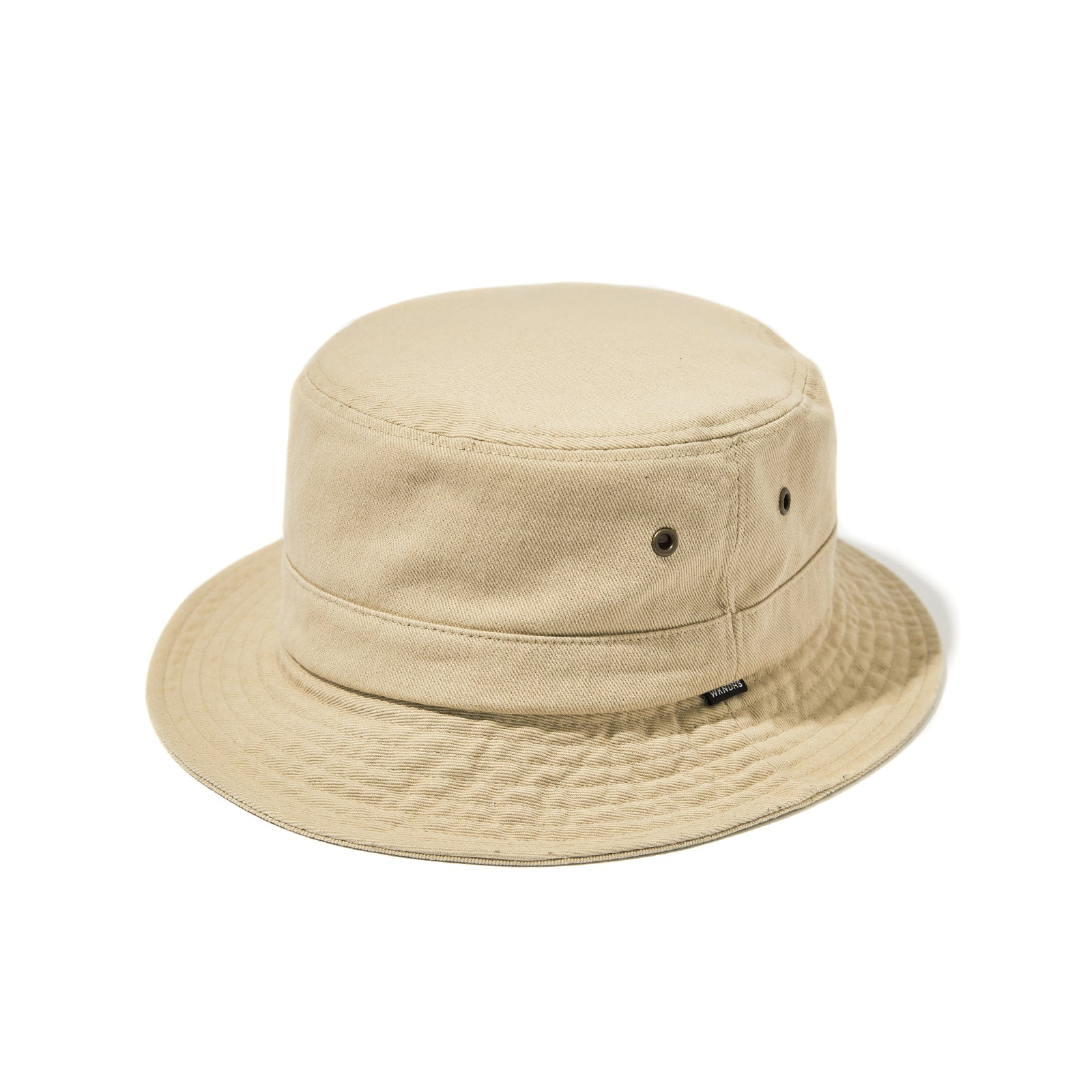 FISHER HAT (BEIGE)