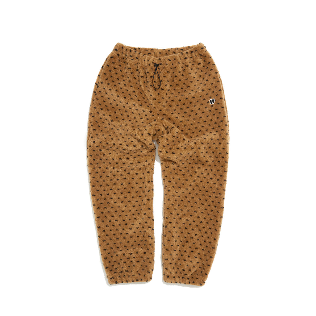 PIXEL DUMBLE PANTS (BROWN)