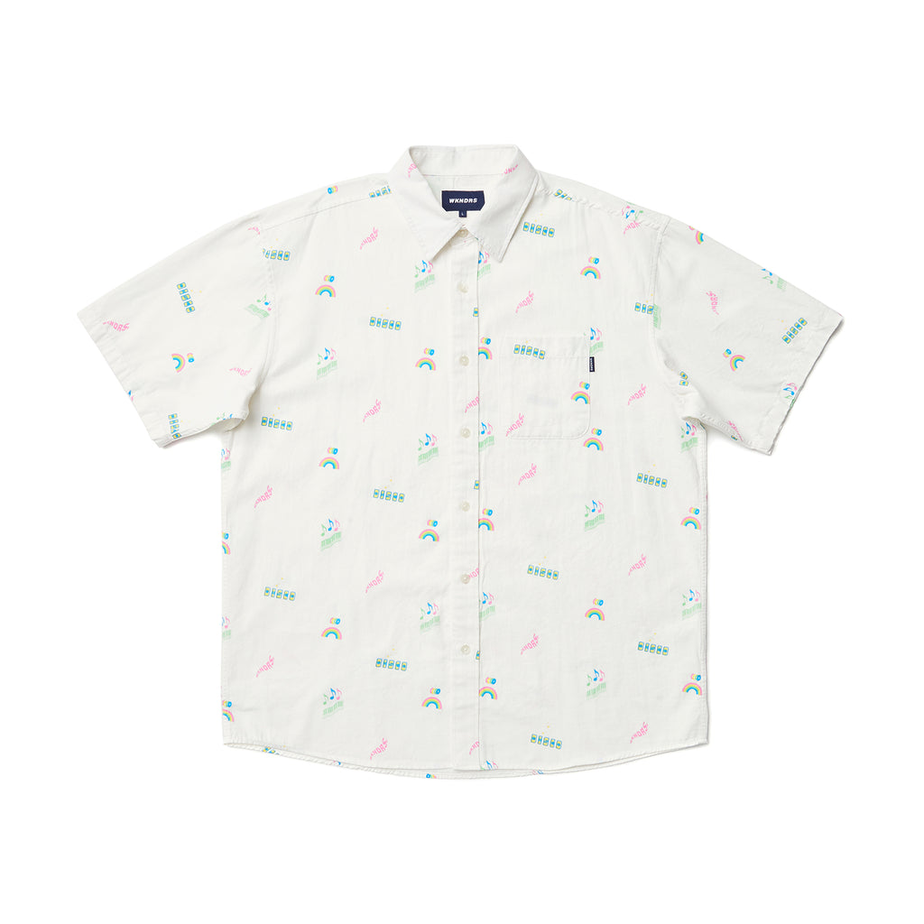 DISCO SS SHIRT (WHITE)