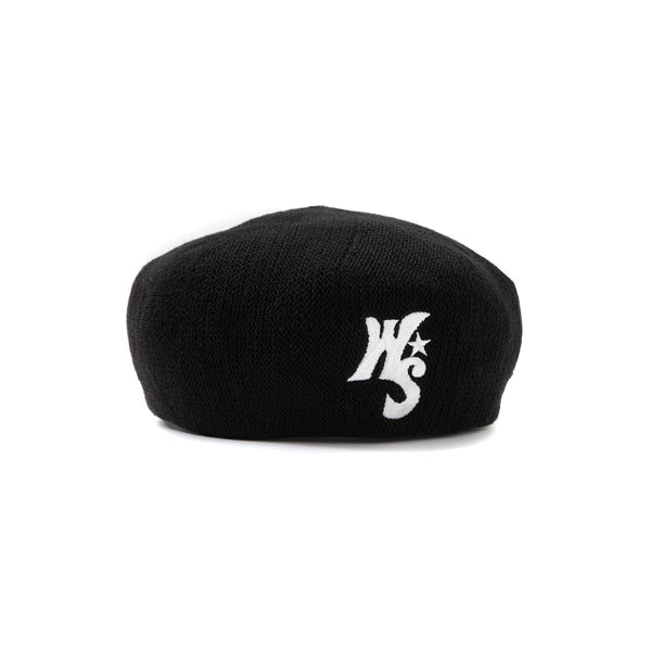 [AFTER 7.May SHIPPING] WS BERET (BLACK)