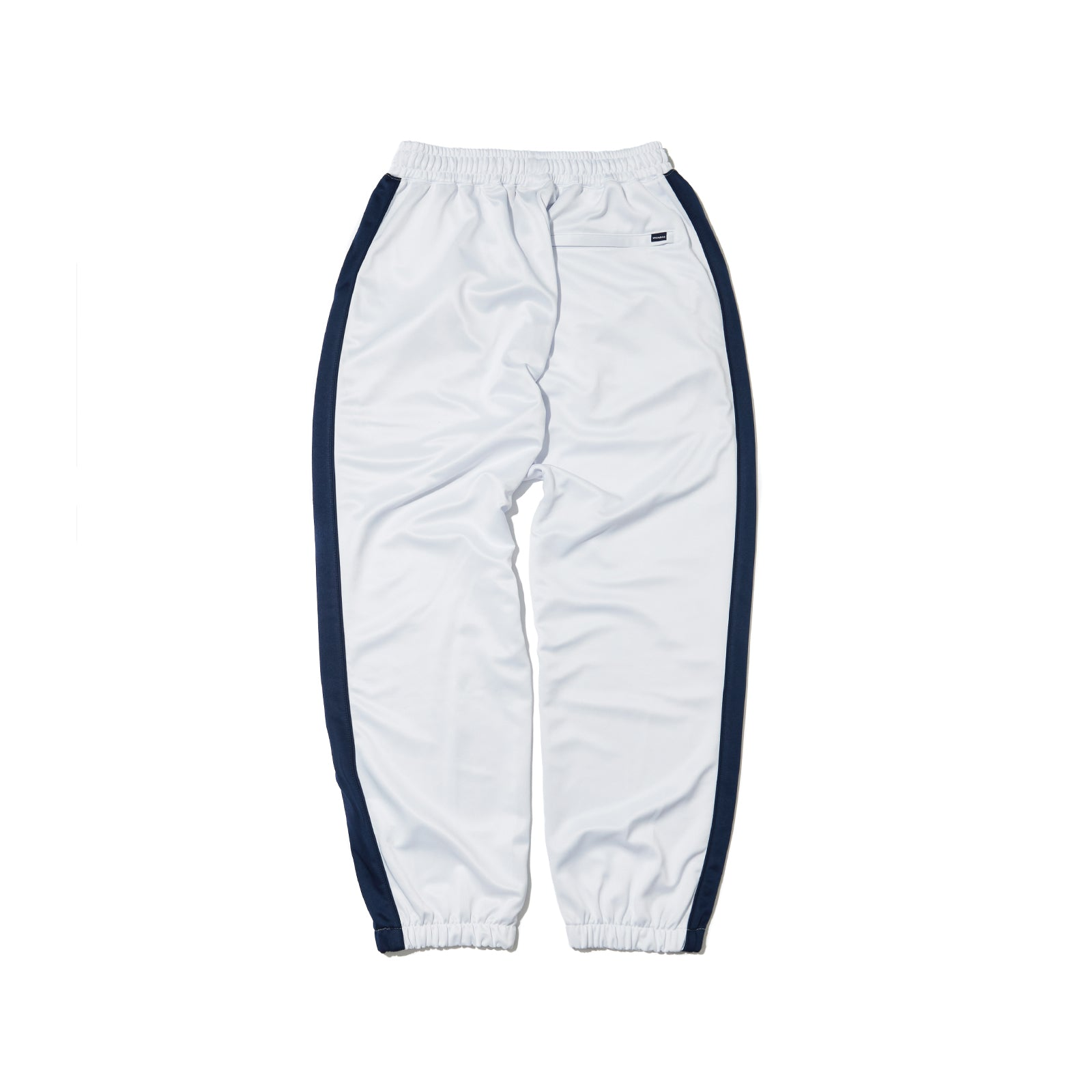 TRACK PANTS (WHITE)