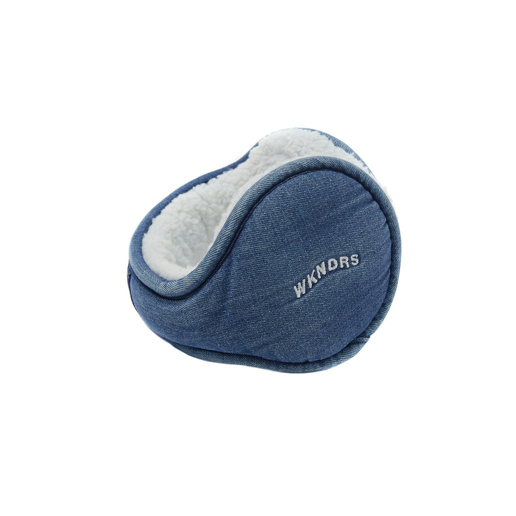 DENIM EAR MUFFS (DENIM)