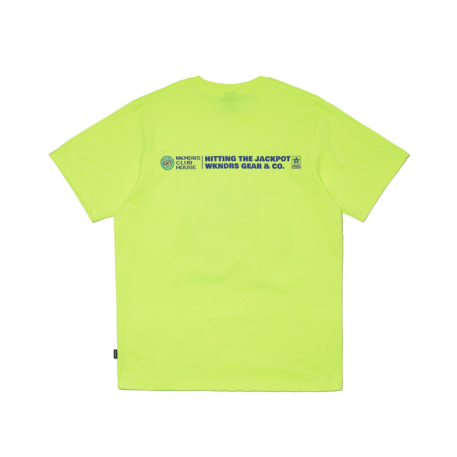 MAGIC SPELL SS T-SHIRT (NEON)