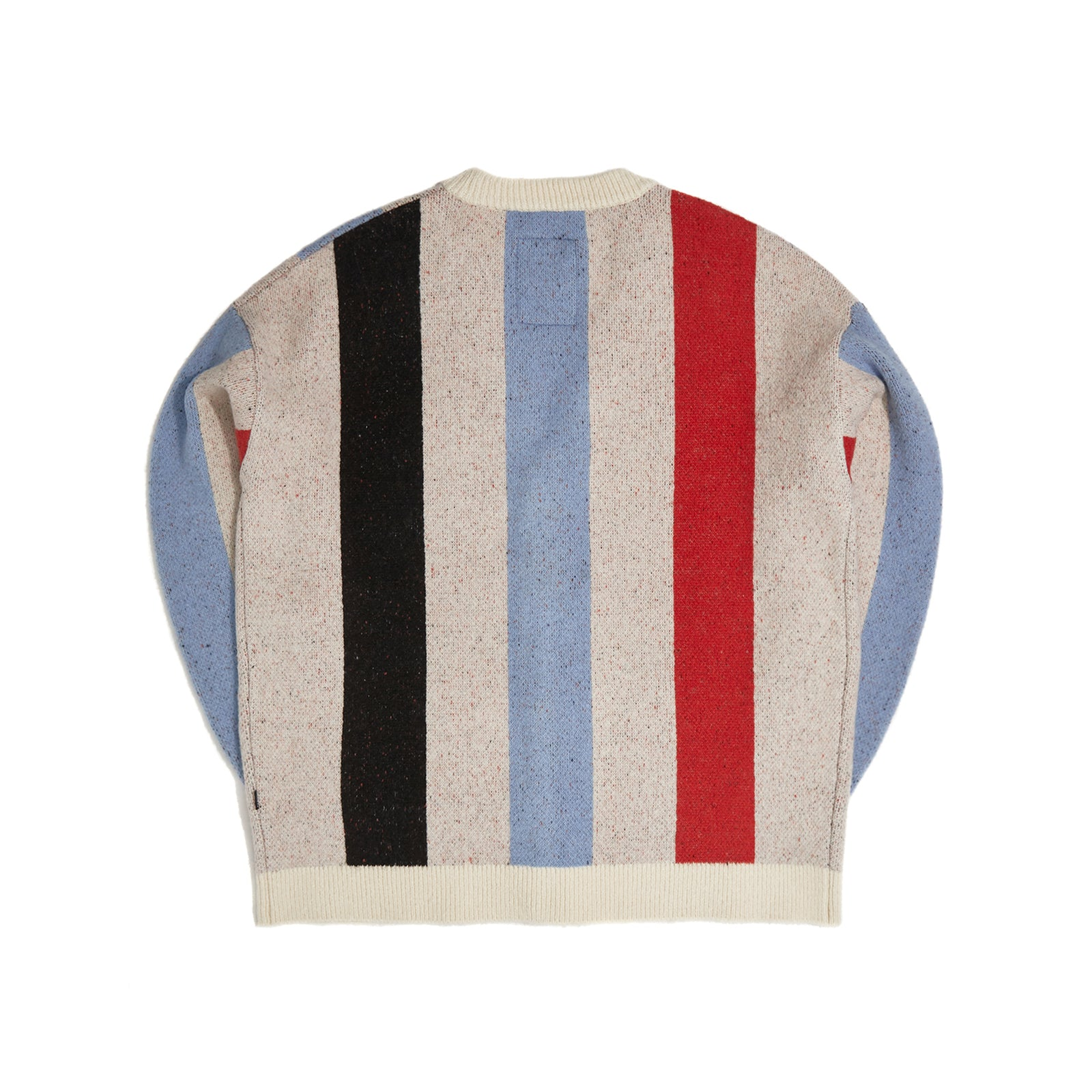 STRIPED CARDIGAN (IVORY)