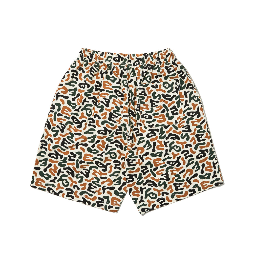 DRILL SHORTS (GREEN)