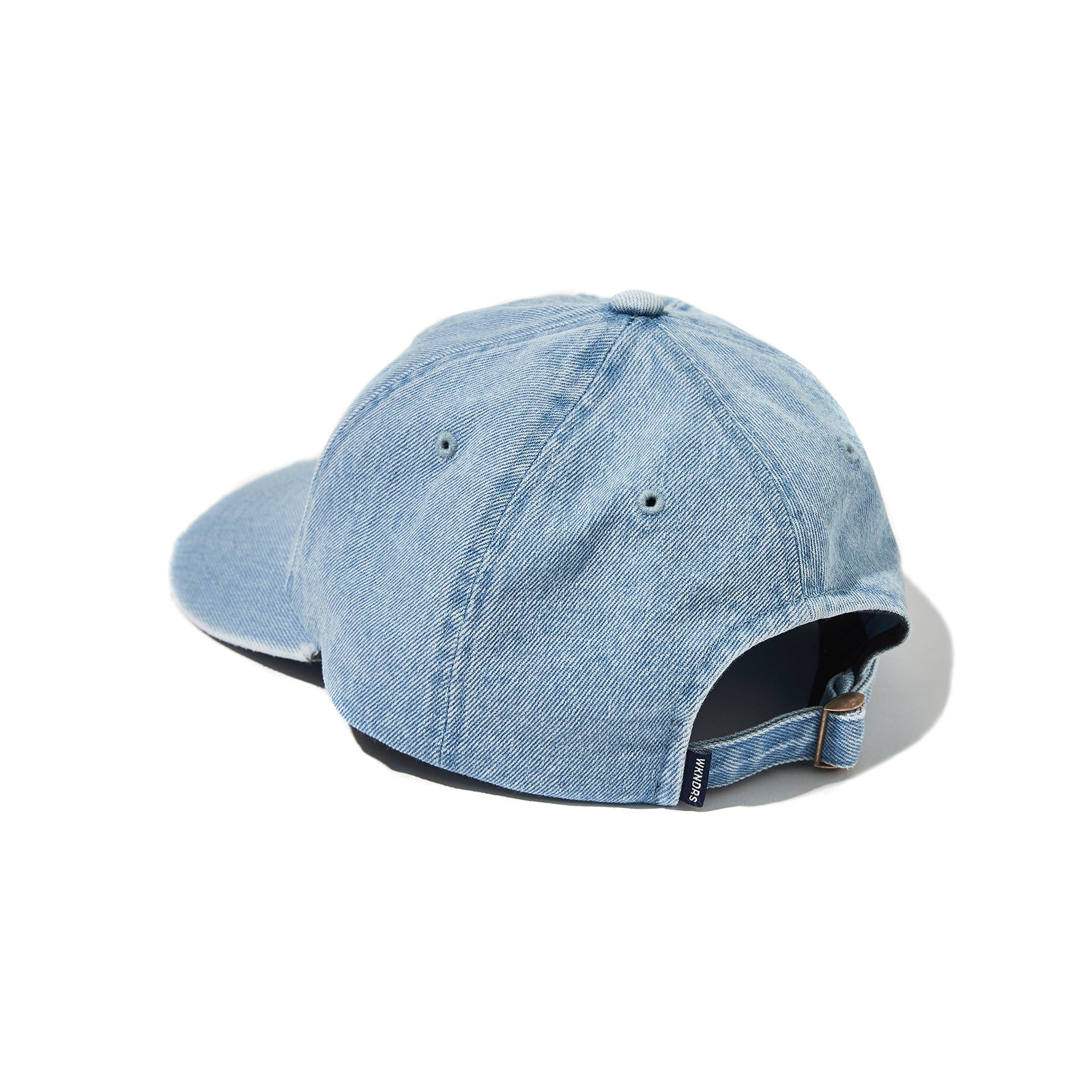 DISTRESSED DENIM CAP (L.DENIM)