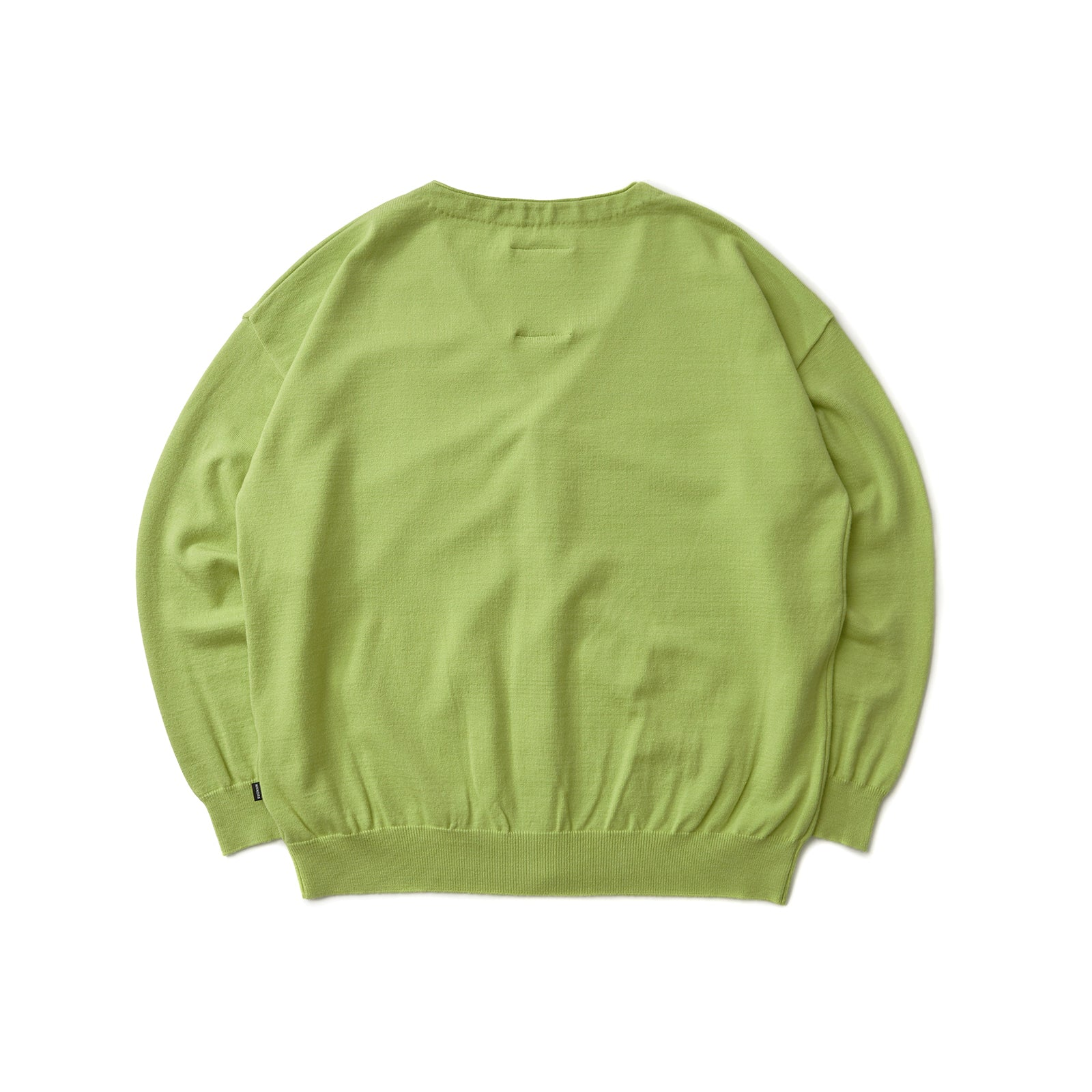 [AFTER 24.FEB SHIPPING] W LOGO CARDIGAN (GREEN)